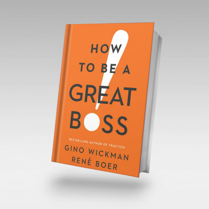 How To Be Great Boss